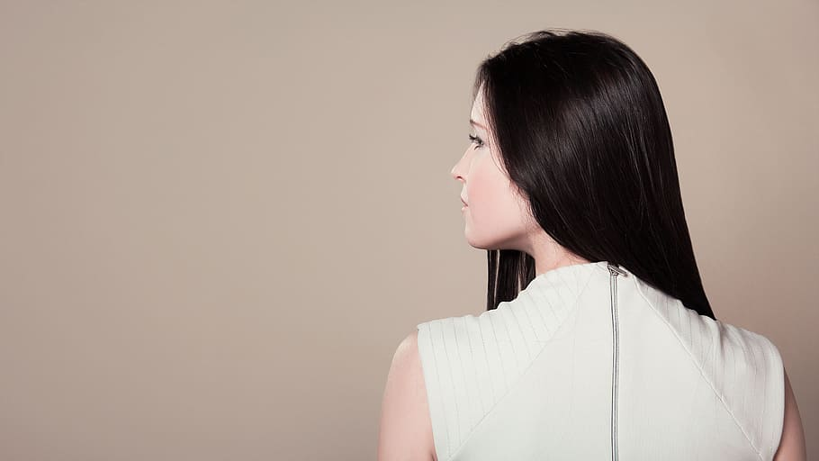 ways to straighten hair naturally