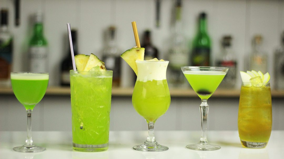 4 Midori Cocktails To Master This Summers