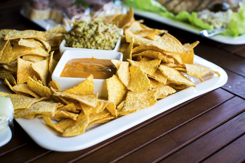 Chips snacks for kids party