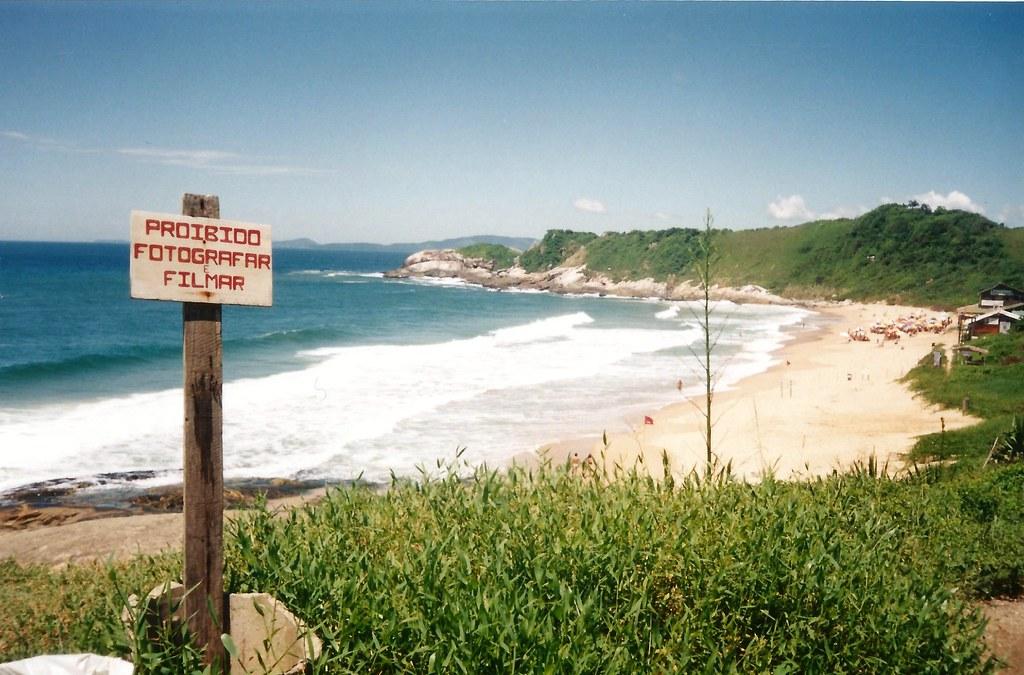 Praia do Pinho nude beach