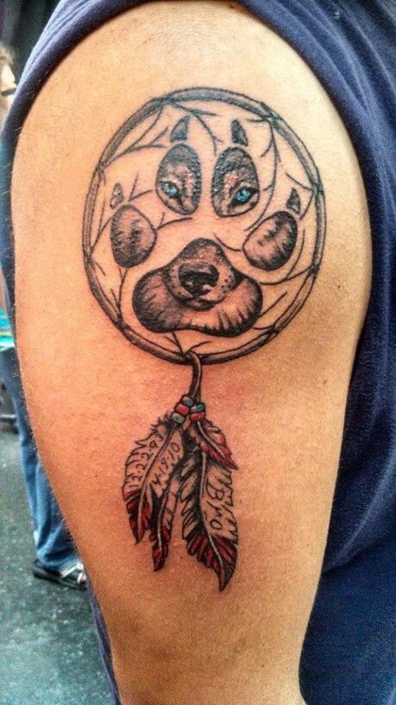 new dream dreamcatcher tattoo