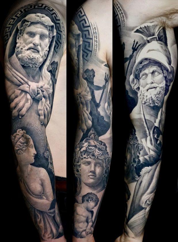 sleeve tattoo