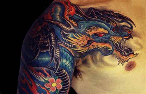 dragon tattoo meaning