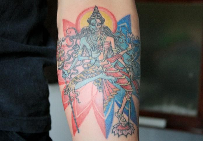 goddess tattoo