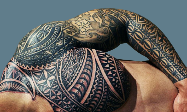 African tattoo