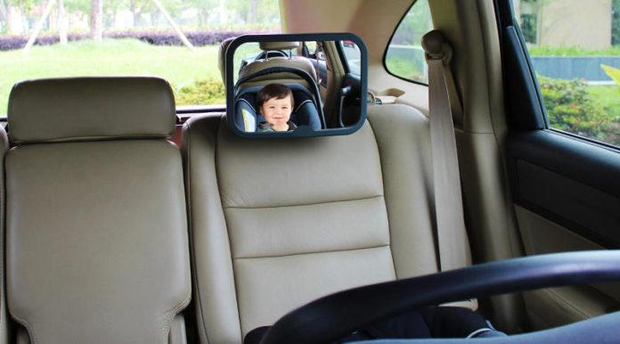 best baby car mirror
