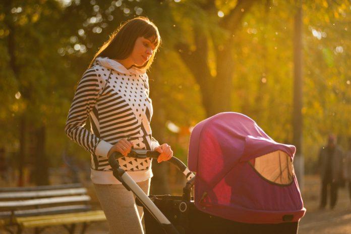 baby stroller fans