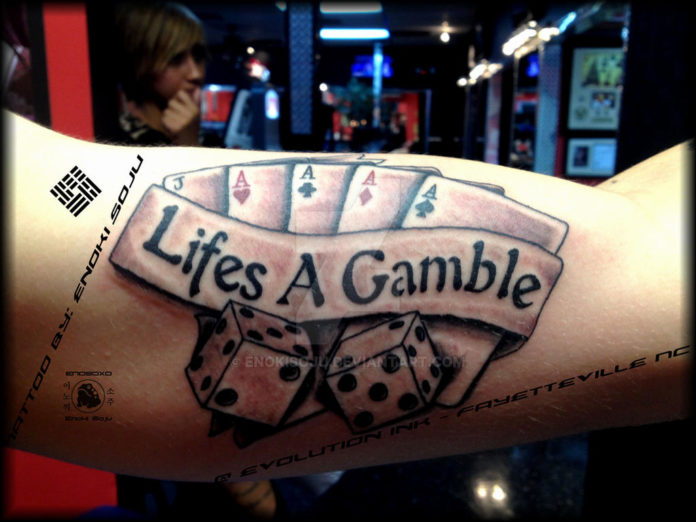 banner tattoo