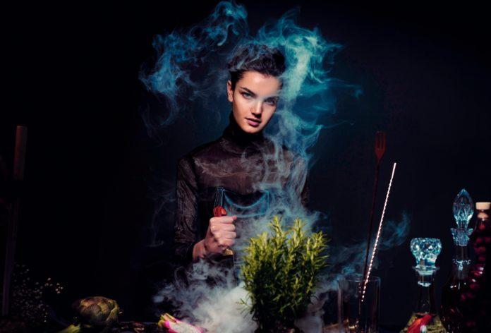 smoke room ideas